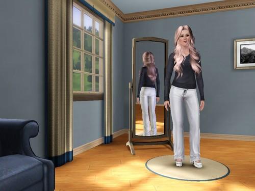 Anikia in the Sims 3~