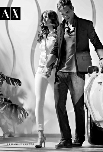Armani Exchange Spring-Summer 2012 Campaign