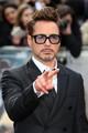 Arrivals at the 'Iron Man 3' Screening in London - robert-downey-jr photo