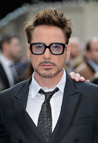 Arrivals at the 'Iron Man 3' Screening in Londres