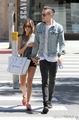 Ashley &amp; Chris out in West Hollywood - ashley-tisdale photo