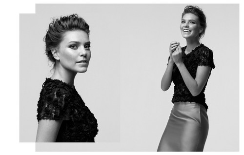 Aslı Enver All Magazine 写真