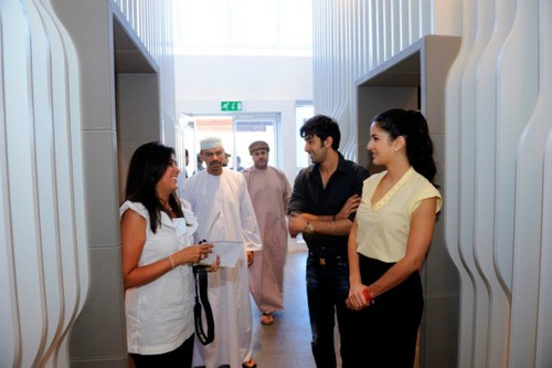 At The Designers Watch Boutique 'Mistal' In Muscat, Oman.