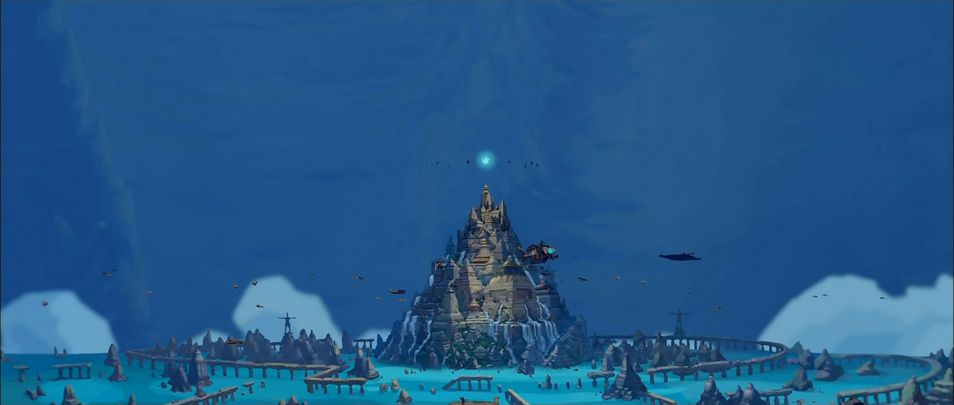 Atlantis The Lost Empire - Atlantis Photo (34237443) - Fanpop