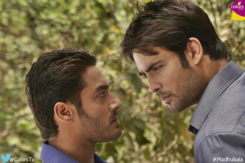 Avinesh Rekhi and Vivian Dsena