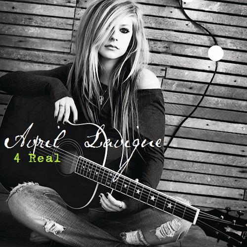 Avril Lavigne - 4 Real