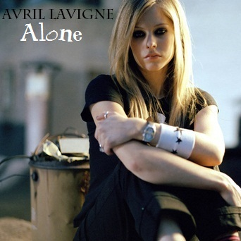 Avril Lavigne - Alone