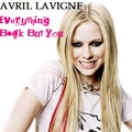 Avril Lavigne - Everything Back But You - avril-lavigne fan art