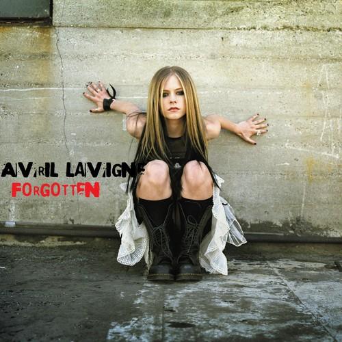 Avril Lavigne - Forgotten (FanMade Single Cover)