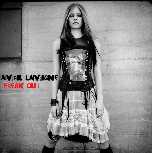 Avril Lavigne - Freak Out (Single Cover)