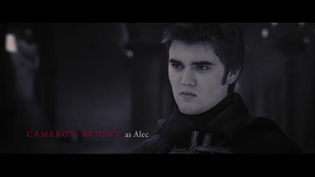 BD 2 end credit:Cameron Bright(Alec) - Breaking Dawn Part ...