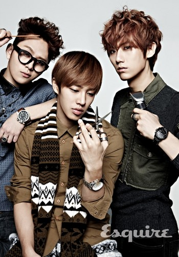 BEAST – Esquire Korea December 2012