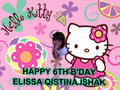 BIRTHDAY ELISSA - hello-kitty fan art