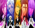 BLEACH WALLPAPERS - bleach-anime wallpaper
