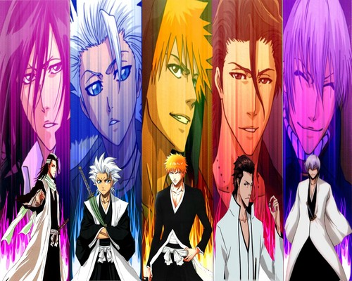 BLEACH wallpapers
