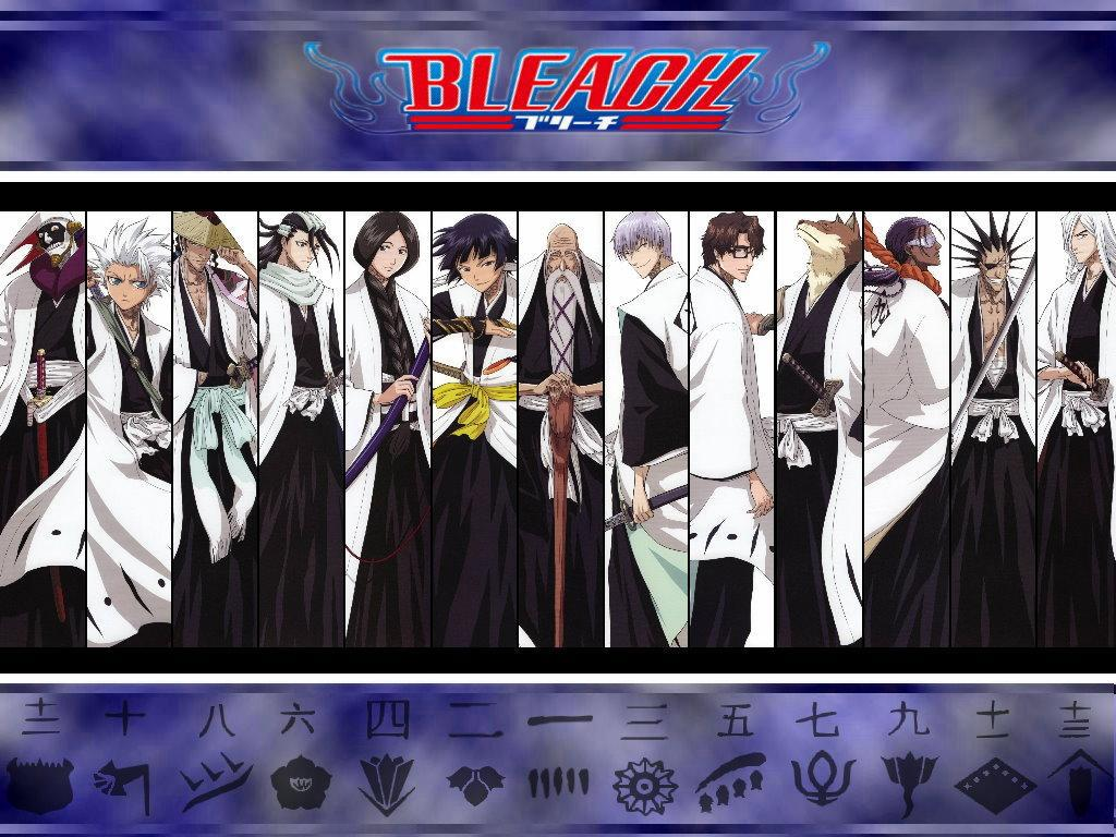 BLEACH WALLPAPERS - Bleach Anime Wallpaper (34292878) - Fanpop