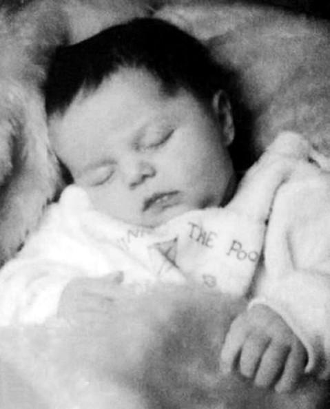 Baby Courteney