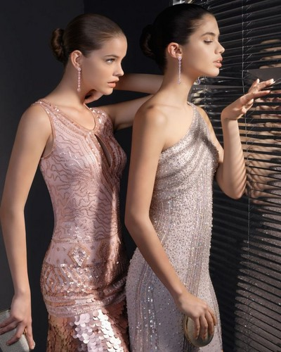 Bangin Bridesmaid Dresses 由 Rosa Clara