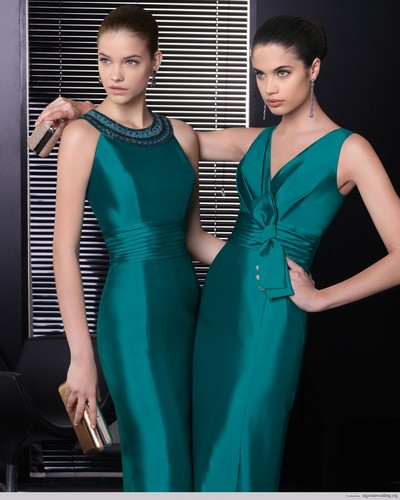 Bangin Bridesmaid Dresses by Rosa Clara
