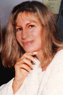 Barbra Streisand 바탕화면 with a portrait titled Barbara Streisand