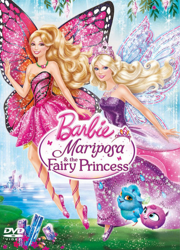 Barbie Mariposa 2!! DVD Cover without!!! FS icon