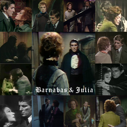 Barnabas and Julia