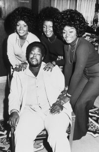 Barry White And Backing Trio, প্রণয় Unlimited