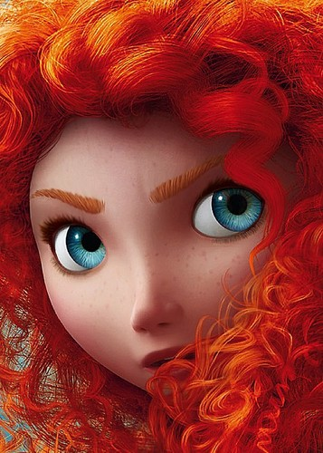 Beautiful Merida
