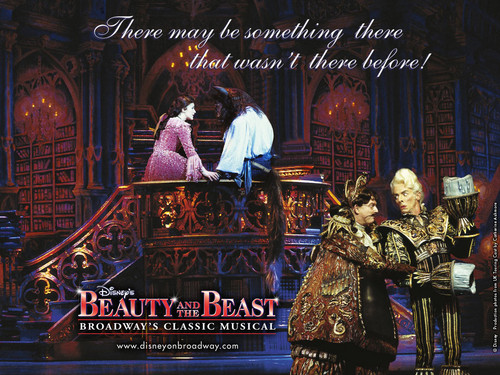 Beauty and The Beast on Broadway