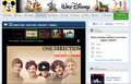 Because One Direction totally relates to Disney... - fanpop-fail photo