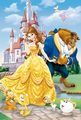 Belle and Beast - beauty-and-the-beast photo