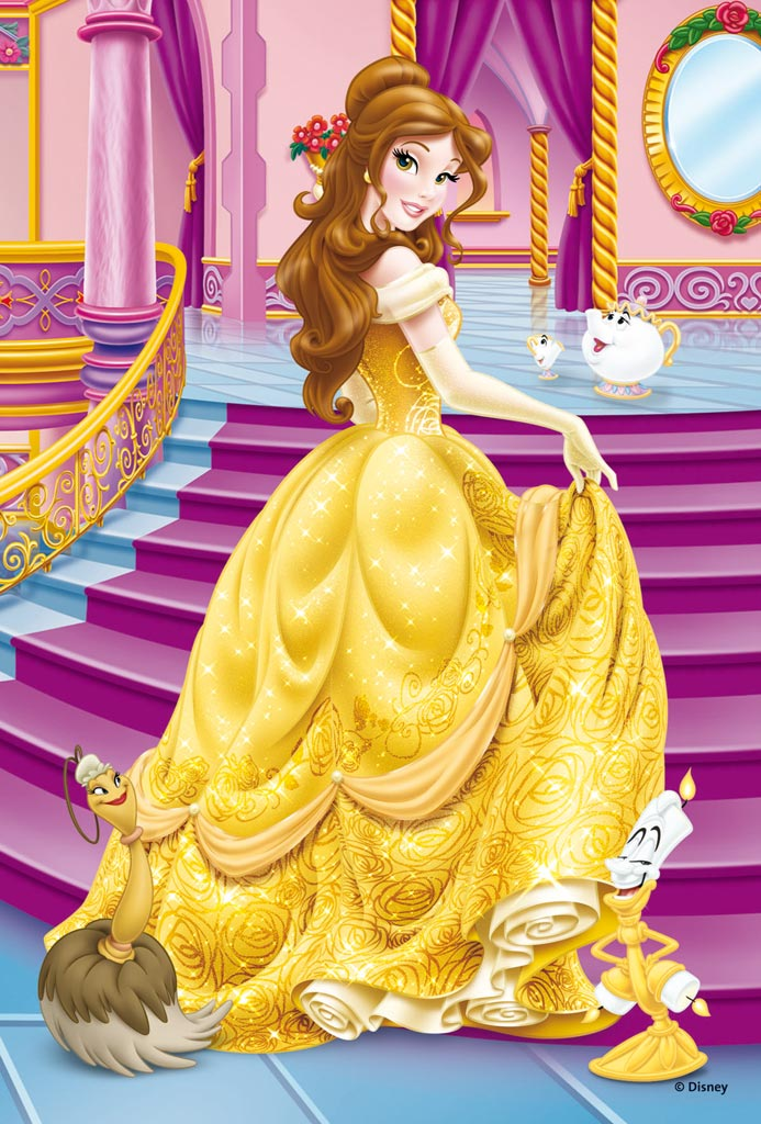 Belle disney princess photo 34241711 fanpop for Belle image hd