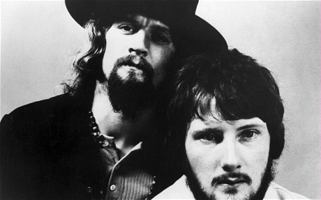 Billy Connolly and Gerry Rafferty