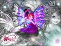 Bloom 3D Sirenix ~ Wallpaper - the-winx-club fan art