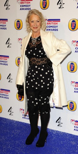 British Comedy Awards in Londra 2011