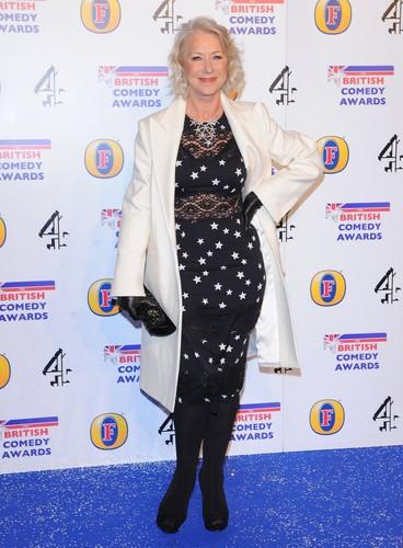 British Comedy Awards in London 2011