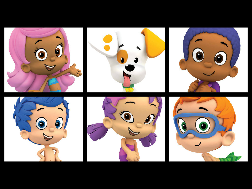 bubble guppies images bubble guppies hd wallpaper and background