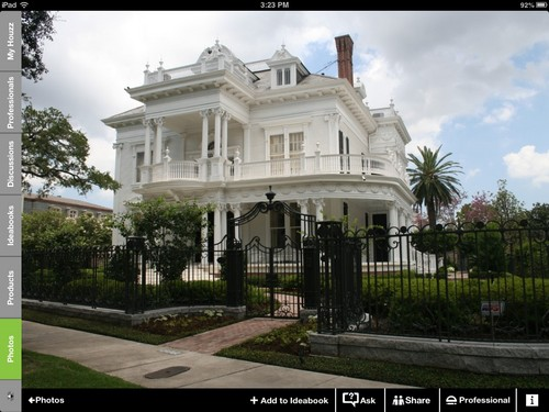 Bunga's house