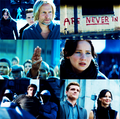 CF♥ - the-hunger-games fan art