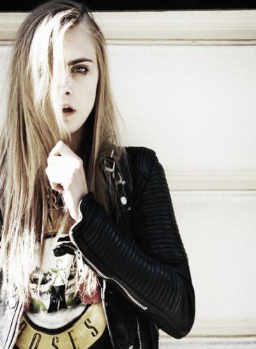 Cara Delevingne Обои called Cara♥