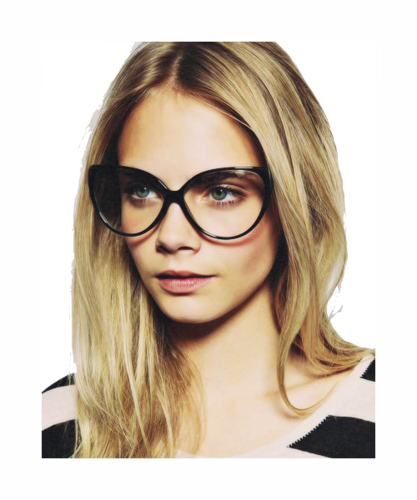Cara Delevingne वॉलपेपर with sunglasses and a portrait called Cara♥