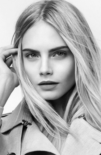 Cara Delevingne Обои probably containing a portrait titled Cara♥