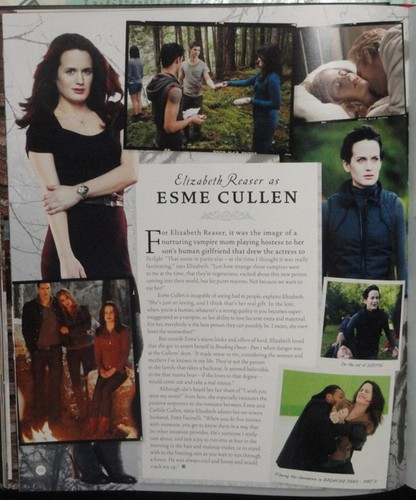 Elizabeth Reaser as Esme Cullen ♥