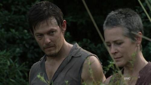 Carol & Daryl: Chereoke Rose