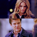 Castle&amp;Beckett &lt;3 - castle fan art
