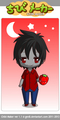 Chibi Marshall lee - marshall-lee fan art