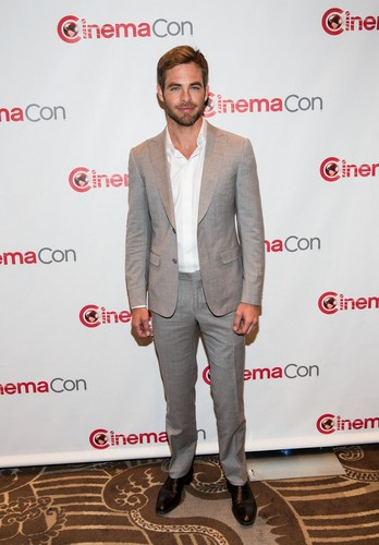 Chris Pine | CinemaCon 2013
