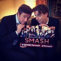 Christian and Jack - smash photo