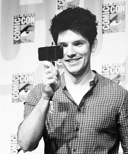 Colin Morgan wallpaper titled Colin ♥