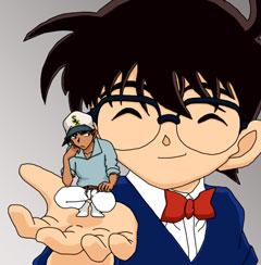Conan & Heiji :)
